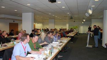 Landesbezirksfachbereichskonferenz FB 4 NRW